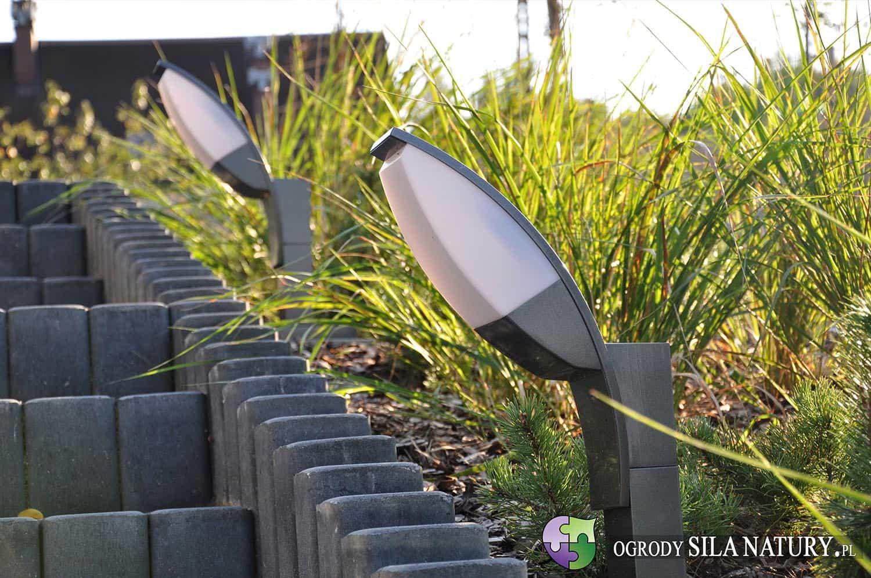 oświetlenie w projektowaniu ogrodów na śląsku