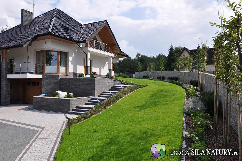 kompleksowe zakładanie ogrodów na terenie śląska